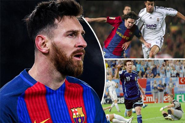 اختار المهاجم الأرجنتيني ليونيل ميسي نجم برشلونة الإسباني 14 مباراة تعتبر الأفضل في مسيرته مع ناديه ومنتخب بلاده