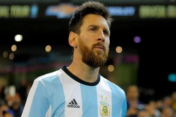 ميسي واثق من قدرة الأرجنتين على بلوغ نهائيات المونديال