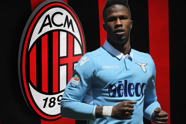 توصل نادي ميلان الإيطالي لاتفاق مع نظيره لاتسيو، على ضم لاعبه كيتا بالدي