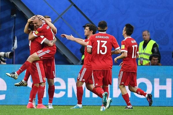فوز افتتاحي سهل لروسيا على نيوزيلندا