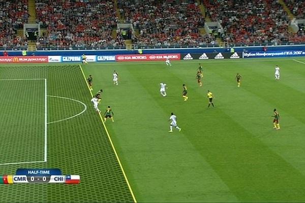 حكم الفيديو نجم اليوم الثاني في كأس القارات