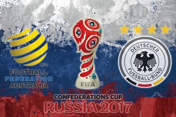 ألمانيا بالمنتخب الثاني وأستراليا لاثبات الوجود في كأس القارات
