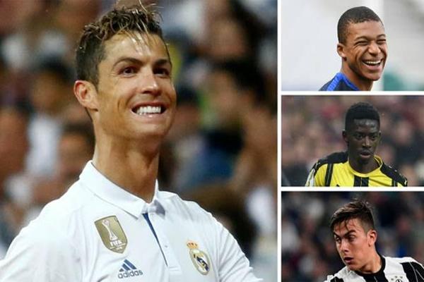 ريال مدريد سيختار المهاجم الأفضل بين الخيارات الأربعة المتاحة أمامه لتفادي أي فراغ يمكن أن يخلفه رحيل رونالدو