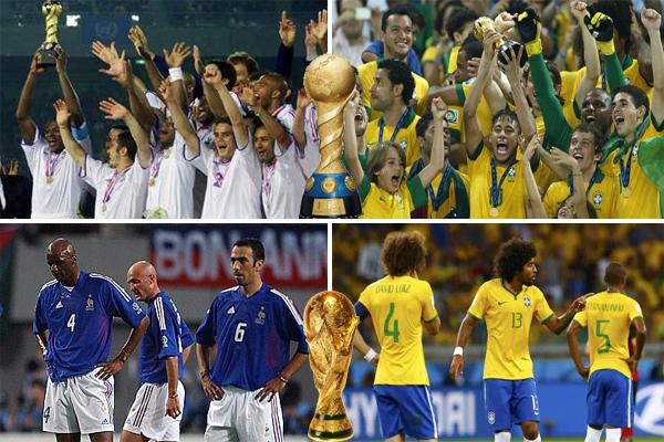 تحول التتويج بلقب كأس القارات إلى لعنة تطارد المنتخبات الفائزة بالبطولة في نهائيات كأس العالم