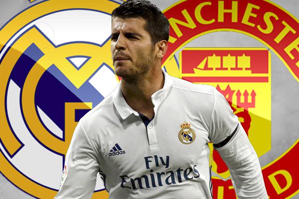 ريال مدريد ومانشستر يونايتد فشلا في التوصل لاتفاق ينتقل بموجبه موراتا للفريق الإنكليزي هذا الصيف
