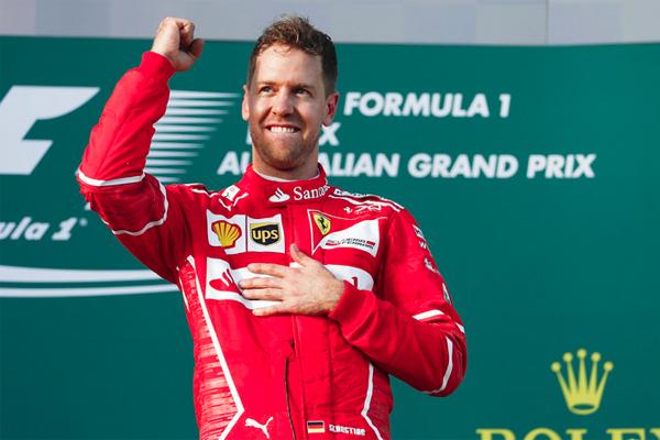 سيكون سائق فيراري الألماني سيباستيان فيتل تحت المجهر أكثر من أي وقت مضى عندما يخوض الأحد جائزة النمسا الكبرى