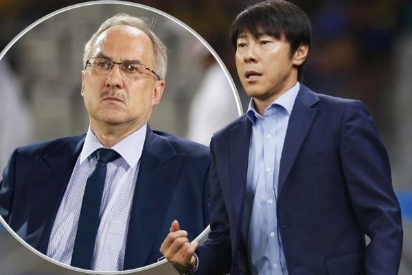المدرب الكوري تشين تاي-يونغ وجه سهامه نحو الألماني شتيليكه متهما إياه بالافتقاد الى الإستراتيجيات والى التواصل مع اللاعبين