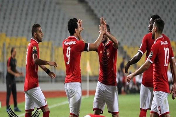 الأهلي إلى نصف نهائي كأس مصر