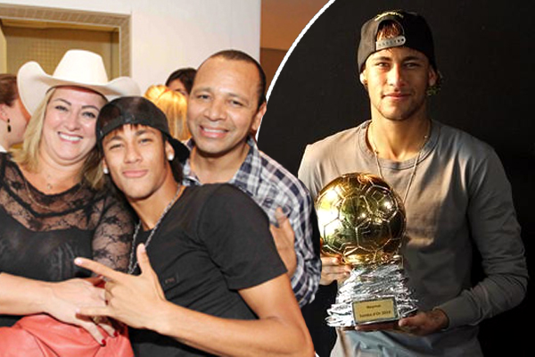 نيمار حقق كل البطولات الممكنة مع برشلونة إلا أنّه لم يفز بالكرة الذهبية