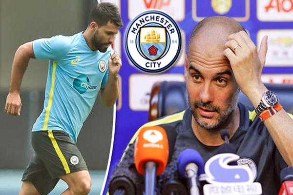 أكد المدرب الاسباني لنادي مانشستر سيتي الانكليزي جوسيب غوارديولا بقاء المهاجم الارجنتيني سيرخيو أغويرو في صفوف النادي