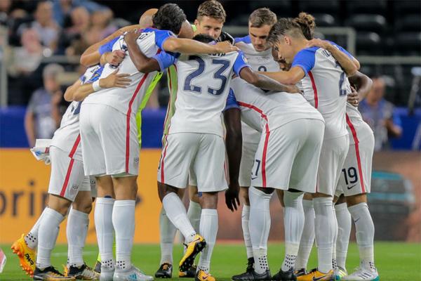 ثأر المنتخب الاميركي لكرة القدم من نظيره الكوستاريكي عندما تغلب عليه 2-صفر