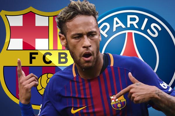 قرر نادي برشلونة الإسباني أخيراً فتح باب الحوار مع باريس سان جيرمان بشأن انتقال اللاعب الدولي البرازيلي نيمار