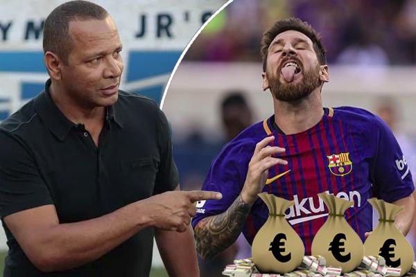 والد نيمار حصل على قيمة مالية ضخمة من نادي برشلونة خلال الأعوام الأربعة الماضية