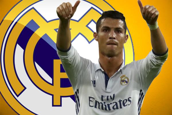 رونالدو سيبقى في صفوف النادي الملكي من أجل تكرار انجازات موسم 2016-2017