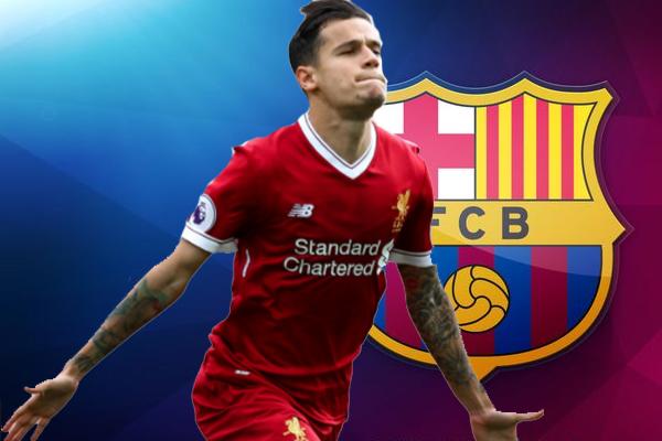 لم يفقد نادي برشلونة الإسباني الأمل في ضم اللاعب الدولي البرازيلي فيليب كوتينيو