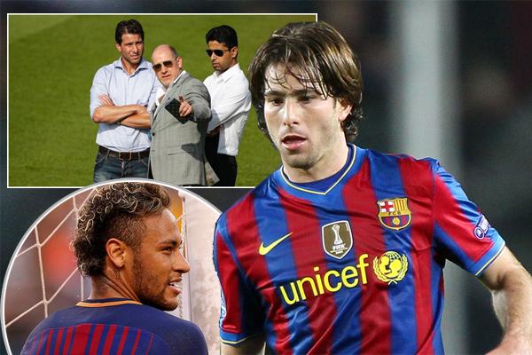 اتهمت وسائل إعلام إسبانية البرازيلي ماكسويل بالضلوع في المساعي التي يقوم بها نادي باريس سان جيرمان الفرنسي للتعاقد مع نيمار