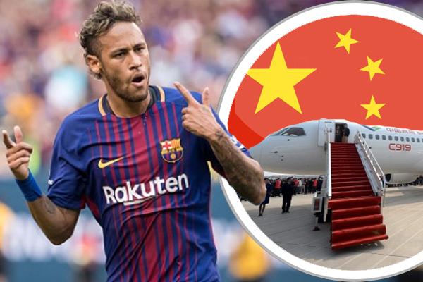 اكدت وكالة صينية للسفر ان البرازيلي نيمار مهاجم برشلونة الاسباني لكرة القدم الغى الجمعة رحلة الى شنغهاي الصينية