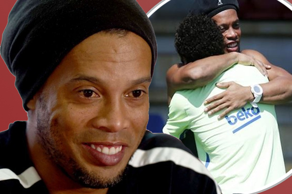 نصح نجم كرة القدم البرازيلي رونالدينيو مواطنه نيمار دا سيلفا جونيو، بإتباع اختيار القلب عند تحديد مستقبله الرياضي