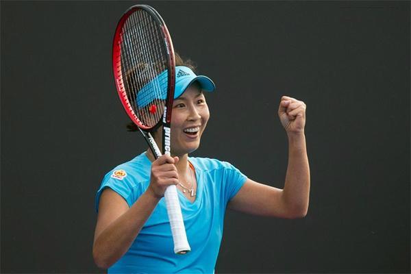 اقتربت الصينية بنغ شوياي من نادي العشرين الاوليات في التصنيف العالمي للاعبات كرة المضرب