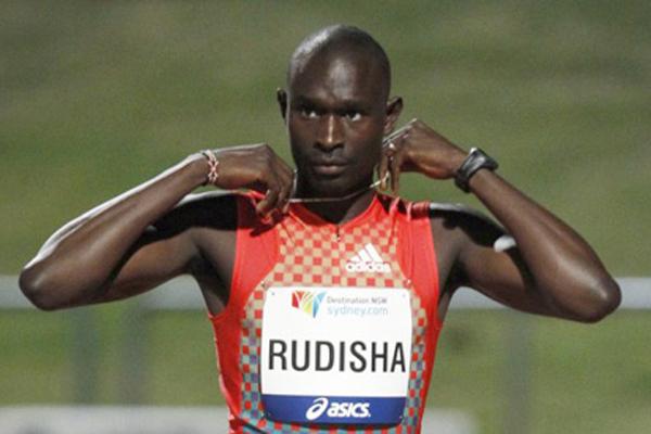 أعلن الكيني ديفيد روديشا البطل الأولمبي والعالمي في سباق 800 متر غيابه عن بطولة العالم لألعاب القوى