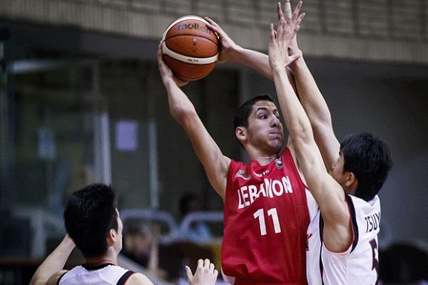 كأس آسيا في كرة السلة في لبنان للمرة الأولى