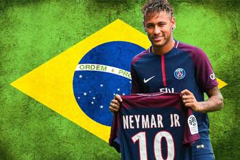 نيمار دخل تاريخ كرة القدم العالمية... والبرازيلية تنتظر
