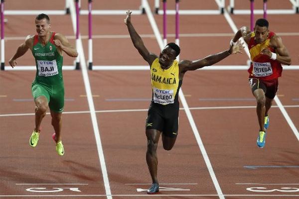 تصدر ماكليود بطل اولمبياد ريو من البداية حتى النهاية مسجلا 13