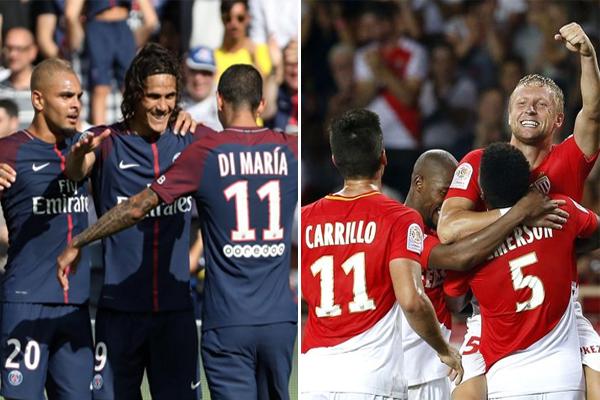 يسعى موناكو الى الظهور بصورة مختلفة عن مباراته الأولى بينما يأمل وصيفه باريس سان جرمان في تأكيد بدايته القوية ضد مضيفه غانغان