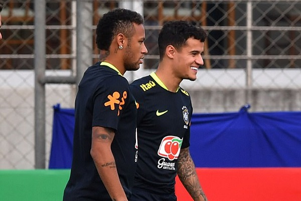نيمار ينصح كوتينيو بعدم الانضمام إلى برشلونة