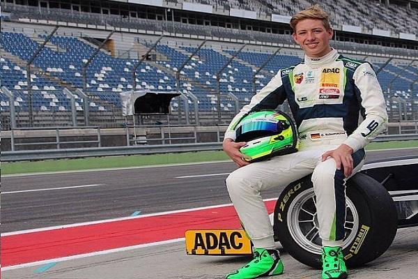 يافع آخر من عائلة شوماخر يرصد سباقات الفورمولا واحد