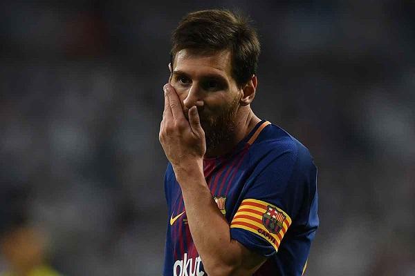 ميسي رفض انضمام مدريدي سابق إلى برشلونة