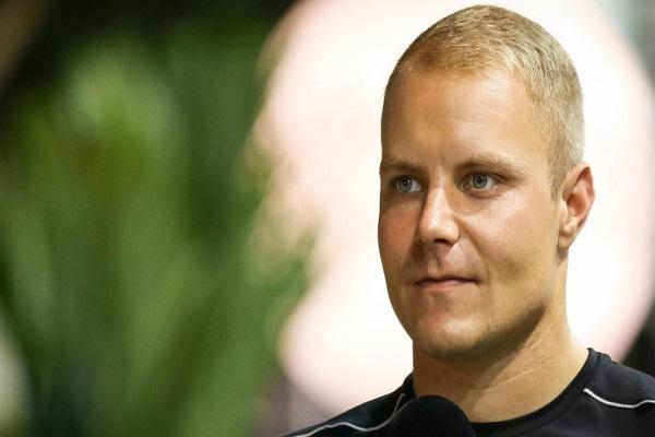 السائق الفنلندي فالتيري بوتاس