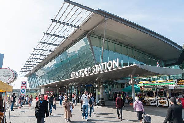 لقد تغيرت المنطقة المحيطة بستراتفورد بعد أولمبياد لندن 2012