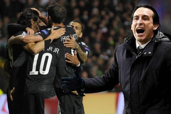 جاءت البداية القوية لباريس سان جرمان بفضل الثلاثي الهجومي الضارب في صفوفه هذا الموسم
