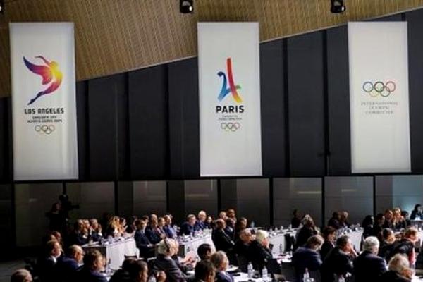 من المنتظر أن تحصل باريس ولوس انجليس  رسميا الاربعاء على شرف تنظيم اولمبيادي 2024 و2028
