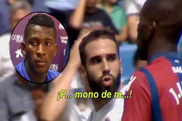 نجم ريال مدريد متهم بالعنصرية لوصفه لاعب ليفانتي بـ