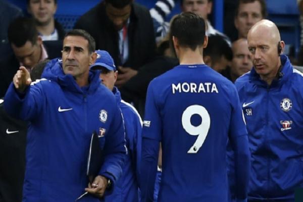 موراتا لا يتسطيع المشاركة مع منتخب اسبانيا