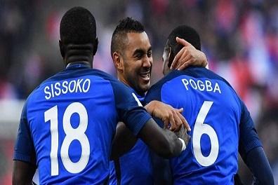 عودة باييت وسيسوكو إلى تشكيلة منتخب فرنسا