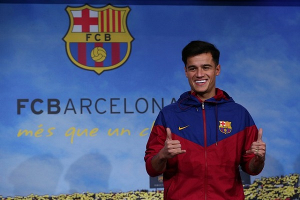 انتقال كوتينيو إلى برشلونة يفتح باب الانفاق الشتوي على مصراعيه