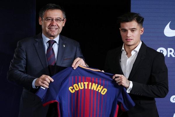 برشلونة تعاقد مع كوتينيو بعد خفض ليفربول سعره
