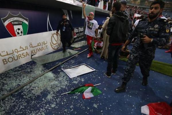 وزير الدولة للشباب الكويتي قال إن جميع المصابين في حالة جيدة الآن