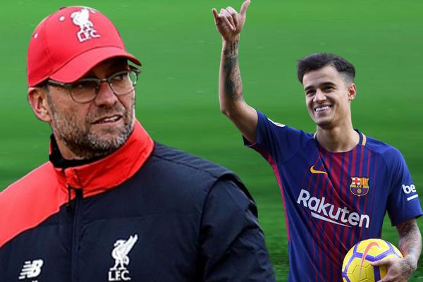 المدرب الألماني يورغن كلوب متهم بالتراخي وسماحه للبرازيلي كوتينيو بالرحيل إلى برشلونة