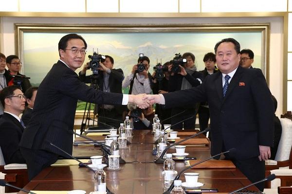 اجتماع في الأولمبية الدولية لمناقشة مشاركة كوريا الشمالية في الأولمبياد