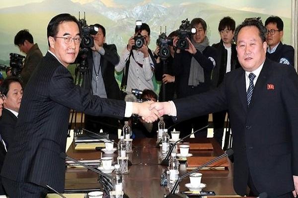 كوريا الشمالية تعرض المشاركة في الألعاب الأولمبية خلال المحادثات مع الجنوب