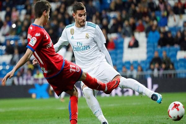 نومانسيا يحرج ريال دون أن يخرجه