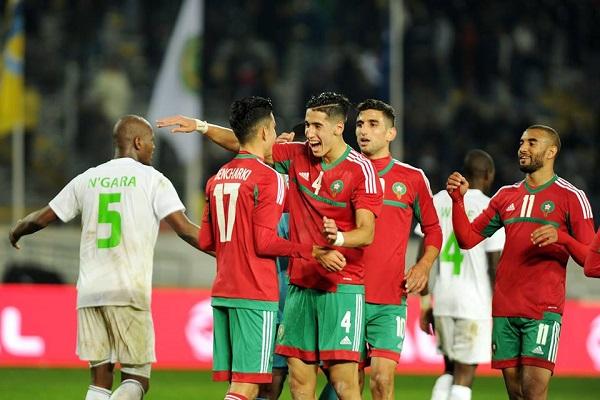 المغرب يكتسح موريتانيا برباعية نظيفة في افتتاح (شان) أفريقيا