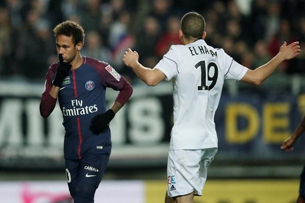 سان جرمان يواصل زحفه نحو لقب كأس الرابطة الفرنسية
