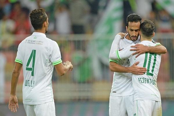 الأهلي يهزم الباطن بخماسية في الدوري السعودي