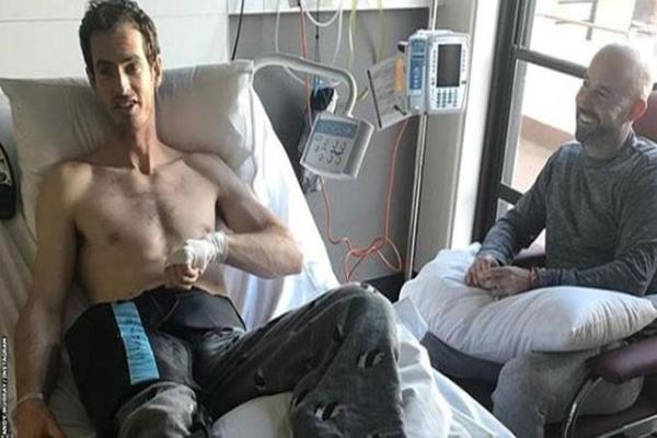 يتوقع موراي العودة إلى الملاعب بعد التعافي من الجراحة خلال حوالي ثمانية أسابيع، لكن الأطباء يرون أن التعافي بعد 14 أسبوعا