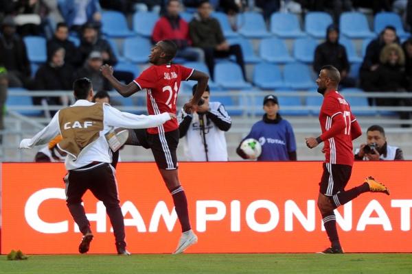 فرحة ليبية في أولى مباريات (شان) أفريقيا